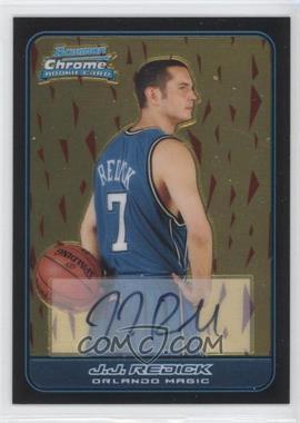 2006-07 Bowman Draft Picks & Stars Chrome #165 - J.J. Redick