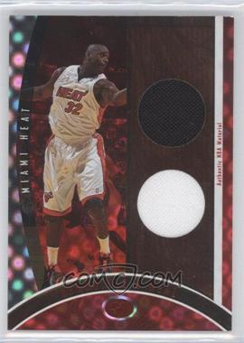 2006-07 Bowman Elevation Executive Level Dual Red Relics #ELDR-SO - Shaquille O'Neal /49