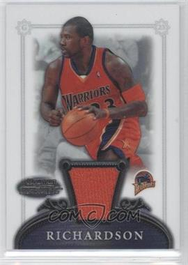 2006-07 Bowman Sterling #2 - Jason Richardson