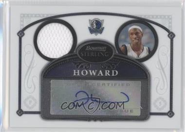 2006-07 Bowman Sterling #38 - Josh Howard