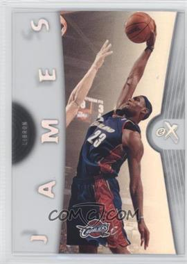 2006-07 Fleer EX - [Base] #6 - Lebron James
