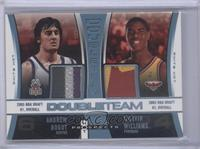 Andrew Bogut, Marvin Williams /10