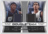 Josh Howard, Devin Harris /50