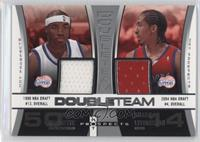 Corey Maggette, Shaun Livingston /50