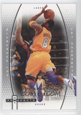 2006-07 Fleer Hot Prospects #25 - Kobe Bryant