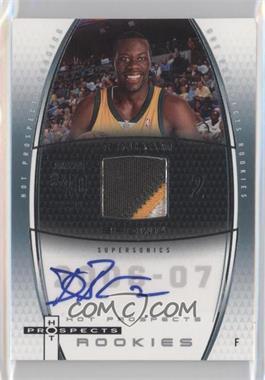 2006-07 Fleer Hot Prospects #71 - Denham Brown /250