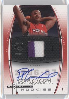 2006-07 Fleer Hot Prospects #90 - P.J. Tucker /500