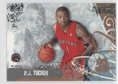 2006-07 Luxury Box Bronze #87 - P.J. Tucker /19