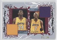 Kobe Bryant, Lamar Odom /299