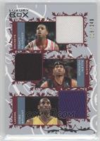 Tracy McGrady, Allen Iverson, Kobe Bryant /249