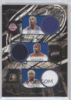 Chauncey Billups, Larry Hughes, Jamaal Tinsley, Chris Duhon, Michael Redd /49