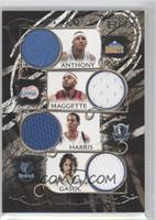 Carmelo Anthony, Corey Maggette, Devin Harris /199