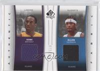 Kobe Bryant, Allen Iverson /100