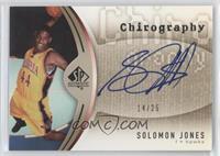 Solomon Jones /25