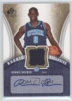 Ronnie Brewer /60