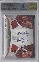Lebron James, Tracy McGrady /15 [BGS 9]