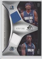 Jason Terry, Josh Howard /100
