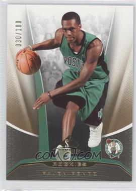 2006-07 SP Game Used Edition Gold #221 - Rajon Rondo /100
