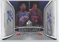 Quentin Richardson, Eddy Curry /50