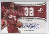 Larry Hughes /32