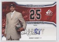 Rodney Carney /25