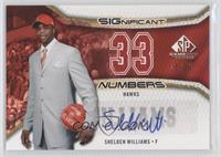 Shelden Williams /38