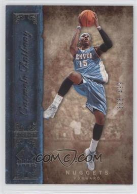 2006-07 SP Signature Edition - [Base] #20 - Carmelo Anthony /499