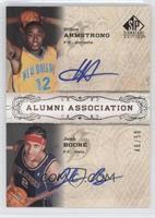 Hilton Armstrong, Josh Boone /50