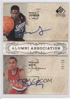 Bobby Jones, Brandon Roy /50
