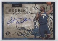 Shawne Williams /25