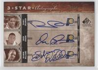 Danny Granger, Orien Greene, Shawne Williams /25
