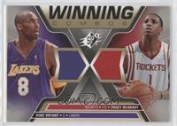 Kobe Bryant, Tracy McGrady