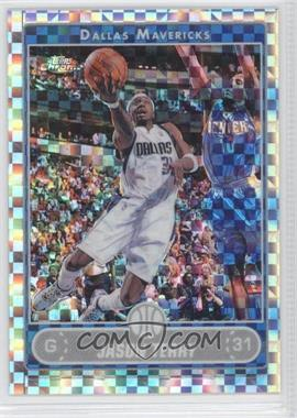 2006-07 Topps Chrome X-Fractor #9 - Jason Terry /10