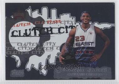 2006-07 Topps Clutch City Stars #CCS3 - Lebron James