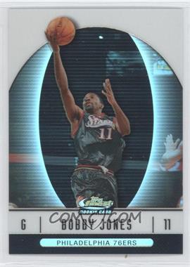 2006-07 Topps Finest Black Refractor #80 - Bobby Jones /99
