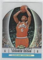 Shannon Brown /299