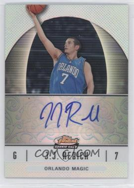 2006-07 Topps Finest Rookie Refractor Autograph [Autographed] #98 - J.J. Redick