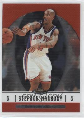 2006-07 Topps Finest #27 - Stephon Marbury