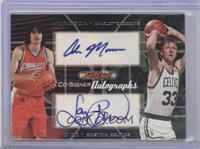 Larry Bird, Adam Morrison