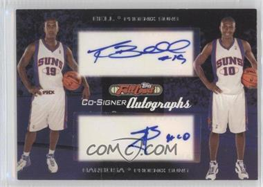 2006-07 Topps Full Court Co-Signers Autographs #CS-23 - [Missing]