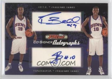 2006-07 Topps Full Court Co-Signers Autographs #CS-23 - Raja Bell, Leandro Barbosa
