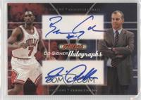 Ben Gordon, Jim Calhoun