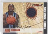 Dee Brown /499