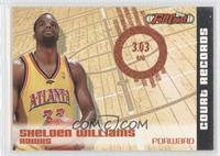 Shelden Williams /1499