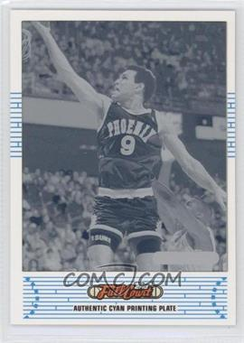 2006-07 Topps Full Court Printing Plate Cyan #95 - [Missing] /1