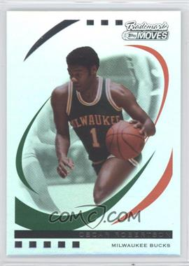 2006-07 Topps Trademark Moves Rainbow #91 - Oscar Robertson /149