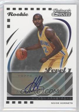 2006-07 Topps Trademark Moves #147 - Hilton Armstrong /75