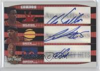 Vince Carter, Dominique Wilkins /36