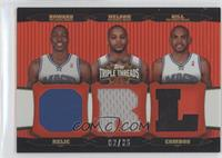 Dwight Howard, Jameer Nelson, Grant Hill /36