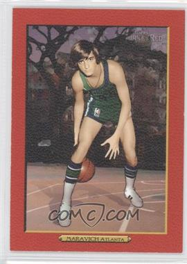 2006-07 Topps Turkey Red - [Base] - Red #234 - Pete Maravich